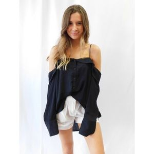 Free People Blouse - NWT